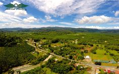 Aerial Photo of Piedras Blancas