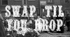 Swap Til You Drop Vintage Clothes Party Birmingham   DesignMyNight