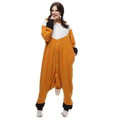 Fox Cosplay Onesies Kigurumi Adults Pajamas Sleepwear Onesies  Mopixiestore.com Halloween Onesie 83203f07f