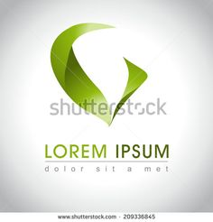 Leaf Logo Stock Photos, Images, & Pictures   Shutterstock