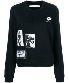 DAMIR DOMA DAMIR DOMA WOMEN'S CS1W0065J153099 BLACK COTTON SWEATSHIRT. #damirdoma #cloth # Damir Doma, Black Cotton, Sweatshirts, Sweaters, Shopping, Style, Fashion, Swag, Moda