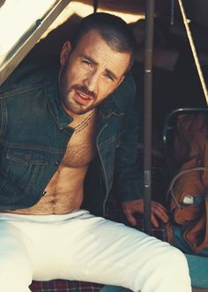 Let's talk about Chris Evans for a second…