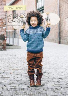 1509 Smart til Barn Knitting For Kids, Boy Fashion, Little Boys, Cute Kids, Sewing Crafts, Knit Crochet, Knitwear, Ravelry, Indie