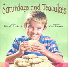 "professional books & Saturdays & teacakes picture book - for writing ""small moments""writing - baking cookies with someone special. Great for brand names for proper nouns, onomatopoeia, description. Personal Narrative Writing, Personal Narratives, Informational Writing, Nonfiction, Teaching Writing, Writing A Book, Writing Ideas, Kindergarten Writing, Memoir Writing"