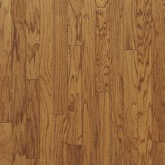Bruce 3-in W Prefinished Oak Locking Hardwood Flooring (Butterscotch)