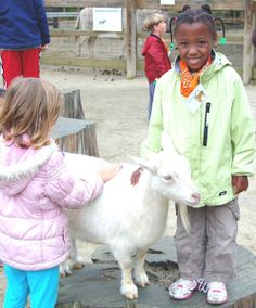 10 Petting Zoos That Offer Barnyard Fun for CityKids