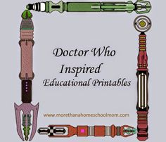 Are you looking for printables for kids? What if I told you I have a huge collection of Doctor Who Educational Printables for you? Whether you are looking for Math worksheets, handwriting pages, or lunchbox notes you are sure to find them here. Make sure to Pin them, Share them on Facebook, and comment and let me know how they worked for you.