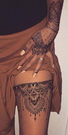 pattern tattoo #tattootips