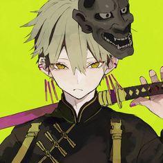 Dark Anime, Anime W, Anime Demon, Best Anime Drawings, Oc Manga, Anime Boy Zeichnung, Arte Cyberpunk, Estilo Anime, Handsome Anime Guys