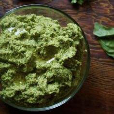 Broccoli & Lemon Zest Pesto
