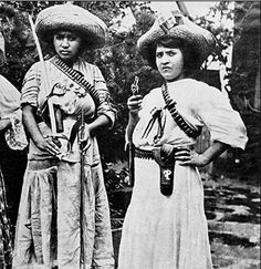 María Arias Bernal 'María Pistolas'