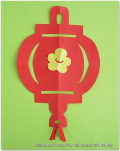 In2Art eBook: Paper Craft: Chinese New Year Decor
