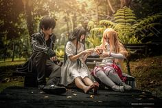 The BEST Sword Art Online cosplay I've seen | wkwebsite on deviantART