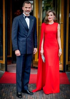 Private Birthday Party of King Willem at Noordeinde PalaceNewmyroyals: 50th Birthday Dinner for King Willem-Alexander, April 28, 2017-King Felipe and Queen Letizia