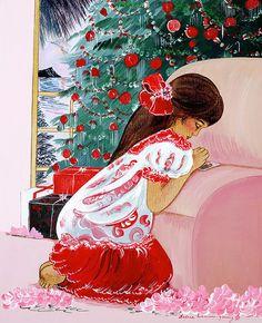 Christmas prayer by Diana* Hansen-Young, via Flickr