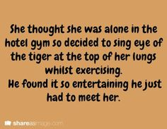 Writing Prompt Eye of the tiger