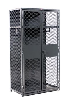 Expanded Metal Gear Locker