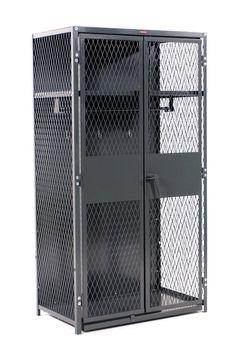Expanded Metal Gear Locker