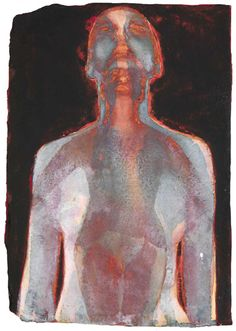 Graham Dean's paintings use the figure not in a literal way but more as a vehicle to convey ideas, emotions and psychological states. Painting People, Figure Painting, Painting & Drawing, Watercolor And Ink, Beautiful Paintings, Figurative Art, Traditional Art, Art Blog, Dean