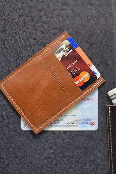 Fair Trade Leather Wallet