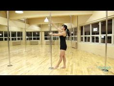 We learn the basic techniques involved in pole dance fitness. Check out the primary moves you will learn in your first pole dancing class.