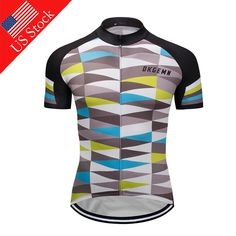 New Primal Women/'s Team Bio-Rad Bike Green Short Sleeve Small Cycling Jersey