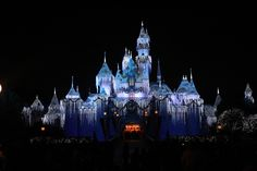 I wish the holidays could be at Disneyland year-round!