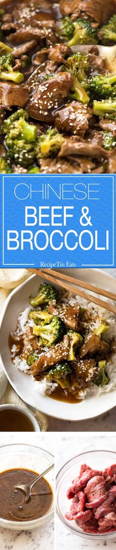 Better from scratch, faster, healthier and just as tasty - your favourite Chinese Beef and Broccoli!