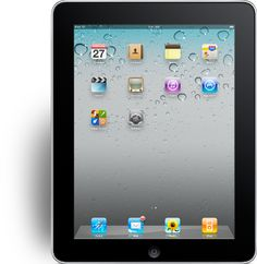 iPad - we use this everyday! DS uses it as well our most used item almost.