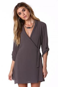 Lush Buckled Wrap Romper | Shop for Lush Buckled Wrap Romper Online