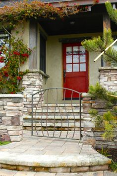 Front Gate Design Ideas, Pictures, Remodel, and Decor - page 4