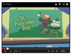 The Veggie Tales History of St. Patrick's Day (Video Clip)