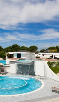 Da 95 euro a COPPIA per TERME E RELAX da HOTEL SALUS TERME**** a VITERBO! #terme #Lazio #Italy #travel #relax