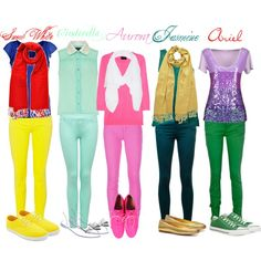 Simple Disney outfits to wear in the park ! Disney Bound Outfits Casual, Cute Disney Outfits, Disney Themed Outfits, Disney Dresses, Cute Outfits, Princess Inspired Outfits, Disney Princess Outfits, Disney Inspired Fashion, Character Inspired Outfits