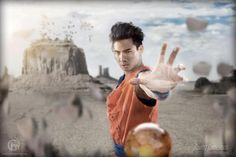 RobotUnderdog Dragon Ball Z Live-Action Photography pic #2  Follow us @RobotUnderDog http://www.robotunderdog.com/blog