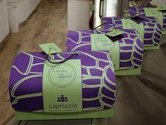"""un tesoro di colomba…  da """"Capriccio"""" pasticceria e cioccolateria  a Napoli in via Carbonara… www.studiorotella.biz tina esposito, graphic design"""