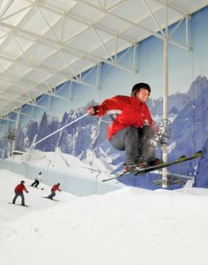 Get fast, convenient e-tickets for the Chill Factore in Manchester at AttractionTix. Save time and money by booking in advance.