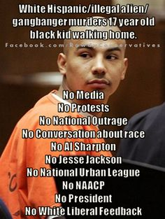 Why doesn't this make the news?  Because it doesn't sell votes!  I don't care what race you are!  MLK said it was about character; and I agree.  What does this young man have???  Well, he doesn't have the power to sell votes.  Sucks for him and his victims.  Let's make it equal for all. Hello CNN?