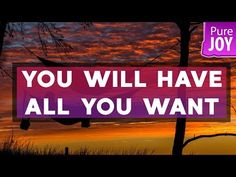 Abraham Hicks You Will Have All You Want! - YouTube