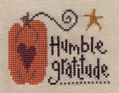 Kim's Northwoods Discoveries: Humble Gratitude