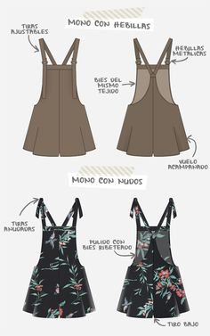 Amazing Sewing Patterns Clone Your Clothes Ideas. Enchanting Sewing Patterns Clone Your Clothes Ideas. Fashion Sewing, Diy Fashion, Ideias Fashion, Fashion Outfits, Fashion Clothes, Fashion Brands, Fashion Ideas, Dress Sewing Patterns, Clothing Patterns