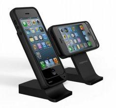 Magnetize, un stand cargador sin cables para iPhone