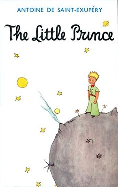 The Little Prince by Antoine De Saint-Exupery http://www.amazon.co.uk/dp/0749707232/ref=cm_sw_r_pi_dp_BoK2vb00C7X9C
