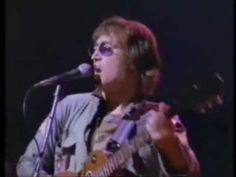 John Lennon- Come Together (live in 1972). Since Beatles songs are getting pulled left and right here's the next best thing, John doing it live!
