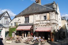 LANGEAIS / FRANCE / TOURAINE