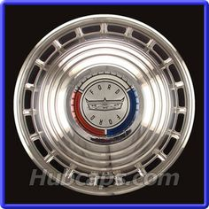 Ford Classic Hubcaps 1963