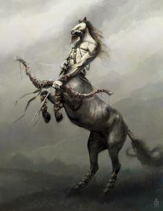 Sagittarius by Damon Hellandbrand | Fantasy | 2D | CGSociety