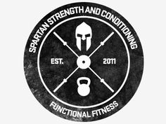 Gym and Fitness Logo Combo ~ designcombo