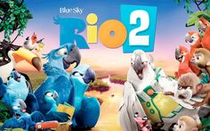 rio 2 movie banner wide - cool wallpapers download
