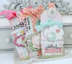 A Gift From the Heart...Handmade Tags